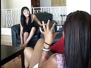 Girls fuck guy video - Slutty asian girls fuck a guy