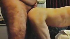 Big Brutal Daddy Rides his TinyTtwink Boy Hard