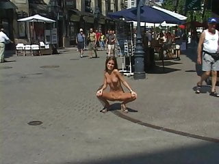 Uniform tiny tits naked legal Tiny teen strips stark naked in public. nip
