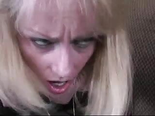Watch mom suck Melanie makes hubby watch her suck a cock