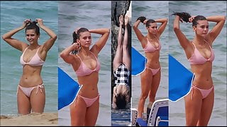 Nina Dobrev hot in 2020