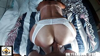Sexy Milf Marie Doggystyle Banging