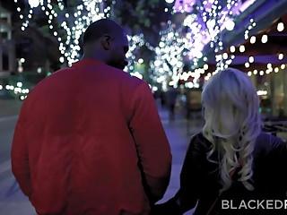 Interracial tiny - Blackedraw tiny blonde dominated by black stud