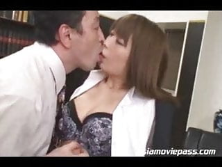 Japanese office lady sex Japanese office lady fucked asian cuckold juc361