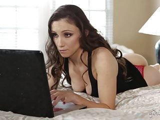 Les online sex videos Online dating turns into wild lesbian sex - celeste star