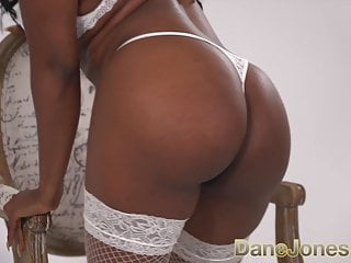 Onemodelplace glamour nude - Dane jones black british glamour model fucks horny big dick