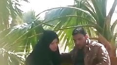 Caught Paki Naqab Girl With Christian BF In Park