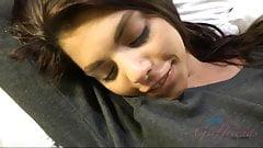 Beautiful creampie for Gina Valentina