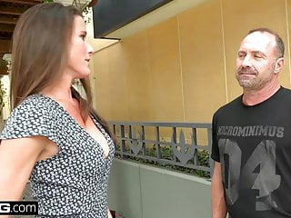 Husband and porn stop - Sofie marie cuckolds her husband and gets a massive facial