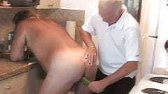 Funny and Horny Daddy