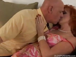 Sexy and red head Sexy mature red head loves to fuck