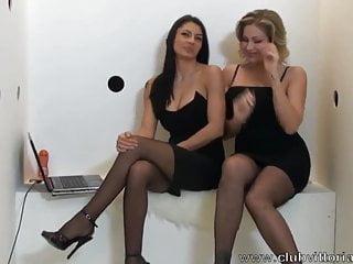 Sofia gucci nude Glory hole blowjob - vittoria risi e sofia gucci