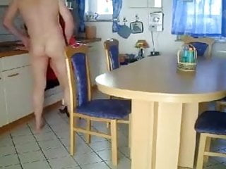 Y mature wife gets fucked Mature wife gets fisted and fucked in the kitchen