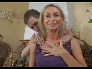 Man mature young Hot mom n148russian blonde excited mature milf and young man