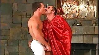 Hairy Daddy Ivan Andros Smooth StepSon Drew Sumrok