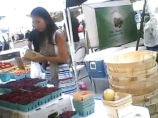 Tintins asian market san jose - Sweet asian chick with a nice ass at the market.