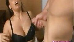 Hottest Cumshot in Mouth Compilation