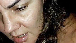 Cuck's dick is better than husband's. Becky's multiple orgasms