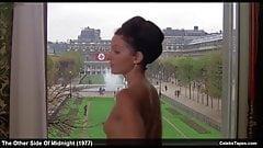 Marie-France Pisier & Susan Sarandon exposed sex movie scene