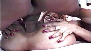 gaping ass