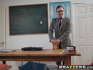Hard way asian - Brazzers - big tits at school - learning the hard way scene