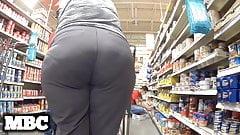 Thick Mature Latina Big ol Booty