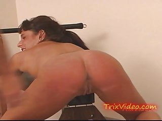 Hannah montana getting fucked - Hannah gets whipped, flogged and paddled like a whore