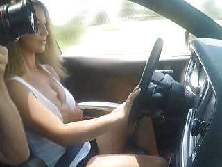 Nikki sims naked tits N.s. tits on the road
