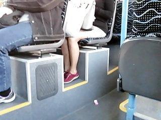 Miss conduct granny pantyhose la - Candid voyeur sexy granny pantyhose legs