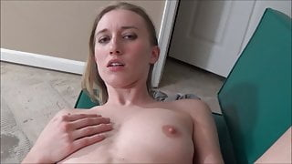 Brother Creampies Petite Teen Step Sister - Family Therapy