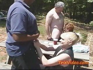 Vintage yard stick - Yard whoring grannies