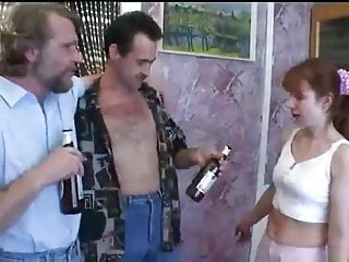 Daughter gives her virginity to dad Hye daughter gives in to fuck dad and uncle