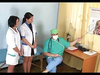 Medical jobs breast examiner - Humiliating gyno examination for three nurses in training