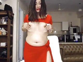 Nude aunty sexy Beautiful desi sexy aunty nude on webcam