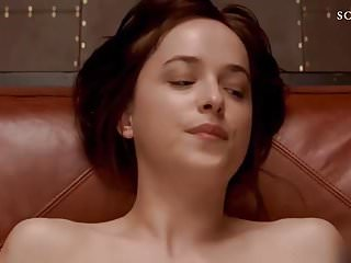 Masters johnson sex - Dakota johnson sex scene with feather on scandalplanetcom