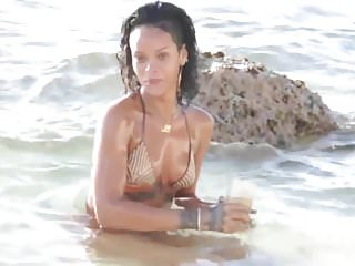 British virgin islands barbados guestbook - Rihanna - bikini in barbados, 2013