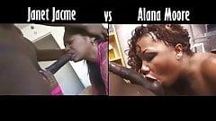 Janet Jacme vs Alana Moore