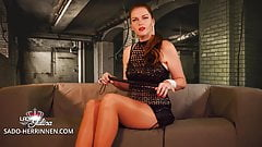 Become the submissive toy of the unreachable Lady Julina