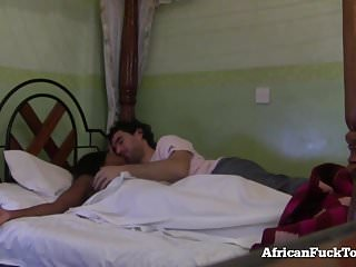 African amateur fuck African amateur fucked by white dick