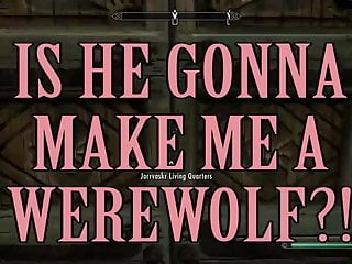 Naughty sexy hentai blogspot - Werewolf time skyrim naughty playthrough part 6