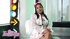 Turning Twistys - Luna Star Whitney Wright - Girl Gang Part