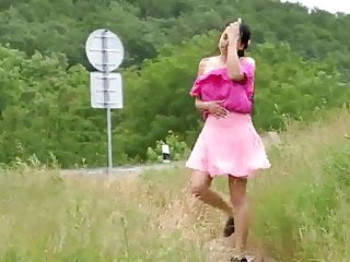 Jennifer rubin sex tape - Teen babe in pink upskirt and pee -rubin-