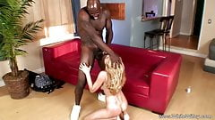 Wife Wants Interracial BBC Action