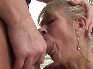 Mom grannie sex Granny anal sex