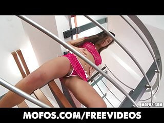 Models fucking videos The gorgeous model teases and fucks her client