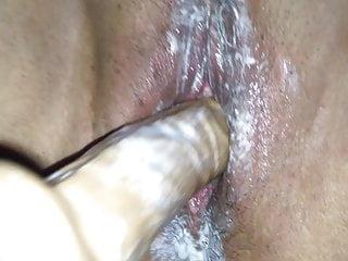 Chupada de vagina Mujer de vagina grande se corre todita