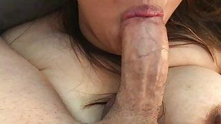 The Hottest Amateur Latina Blowjob and Big Tits oil fuck