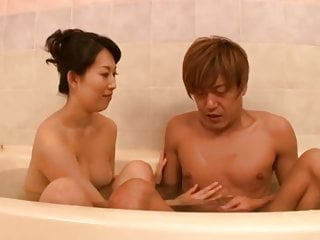 Spironolactone and male breasts Female boss and male subordinate bathing together, blowjob