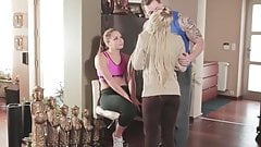 babes - step mom lessons - afrodity and jenny glam and grey