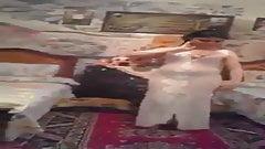 Арабский секс с горячей мамой